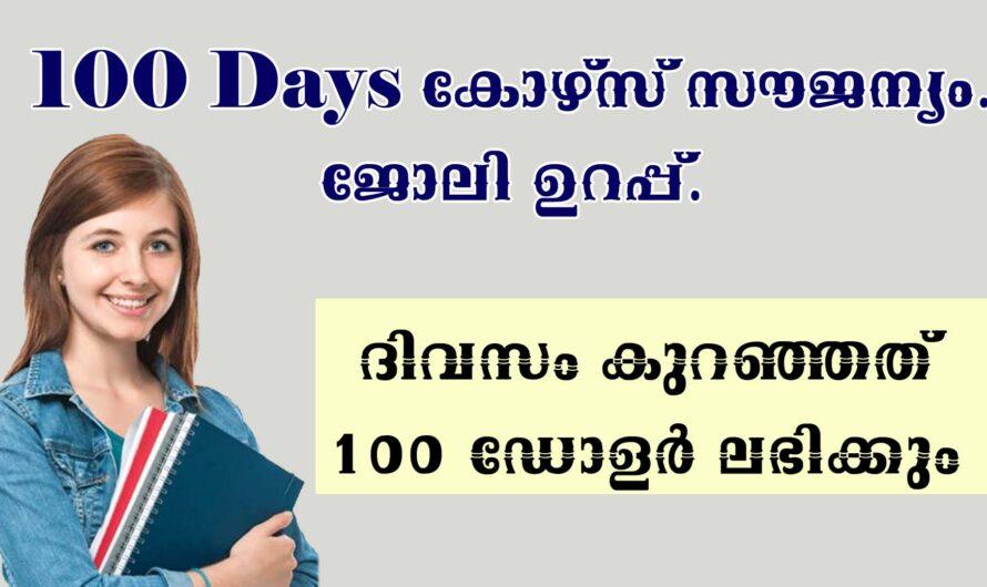 100 ദിവസത്തെ ക്ലാസ്, ശേഷം ജോലി